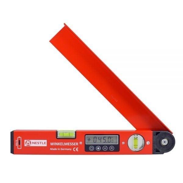 Hoekmeter digitaal 37cm