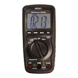 Multimeter digitaal EM500