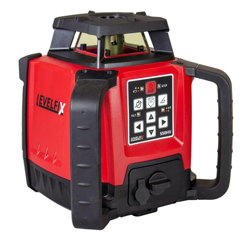 550hv main 1024x1024 - Levelfix 550HV Allround bouwlaser horizontaal/verticaal