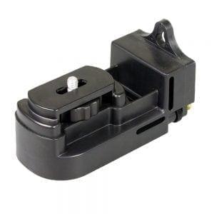 Mulitfunctionele voet WB-3 (standaard bij CL102, CPL102g, 104R en 106R) WB3