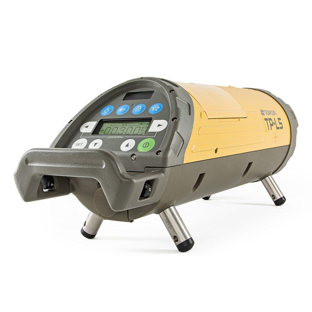 TOPCON TP-L5AG Rioollaser met groene straal en automatische uitlijning