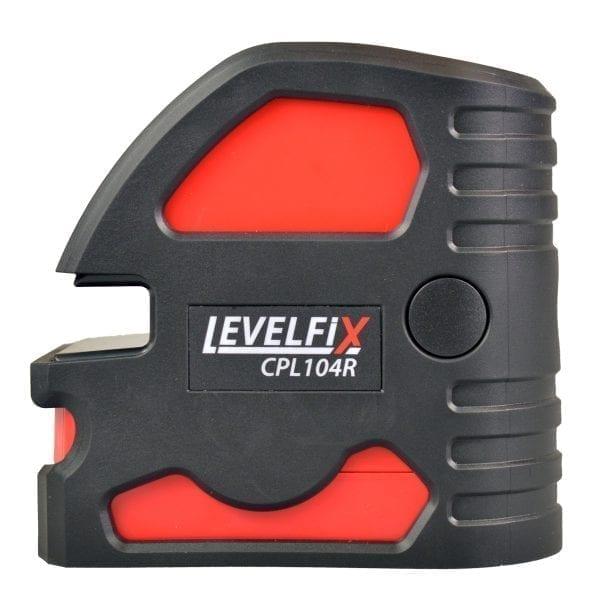 *ACTIE* LEVELFIX CPL104R Lijnlaser en 2 oploodpunten