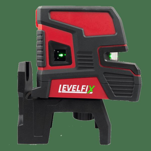 LEVELFIX CPL206G Kruislaser en 5 punten met groene straal
