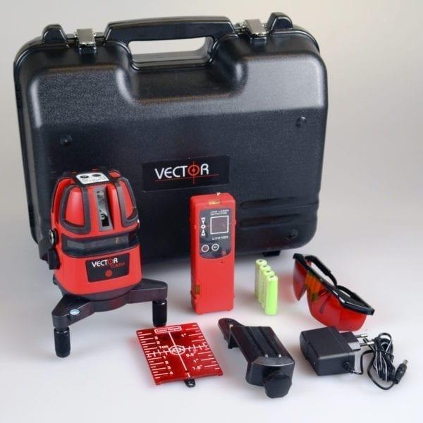 CL805 set 600x600 - VECTOR CL805R ACTIESET
